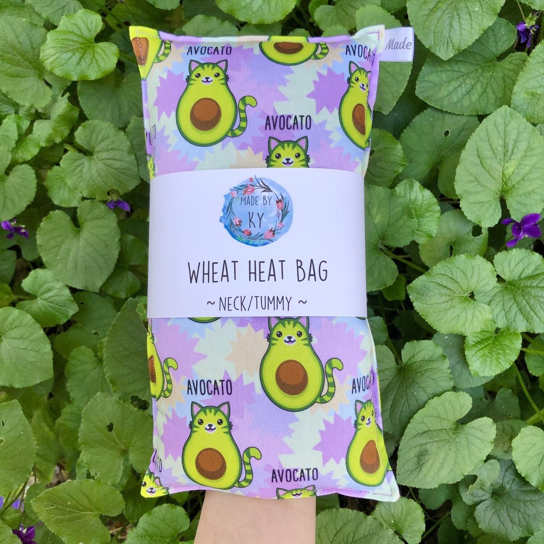 Avocato - Wheat Heat Bag - Regular Size