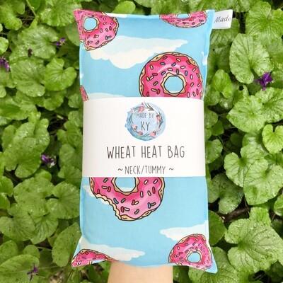 Doughnuts - Wheat Heat Bag - Regular Size