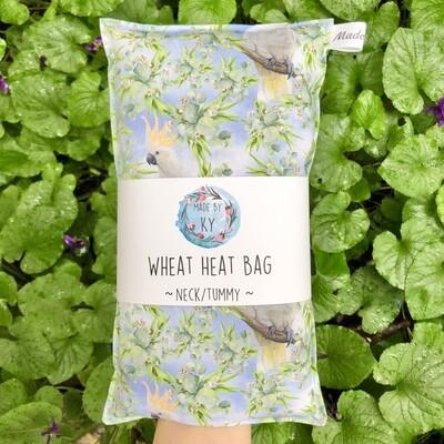 Cockatoos - Wheat Heat Bag - Regular Size