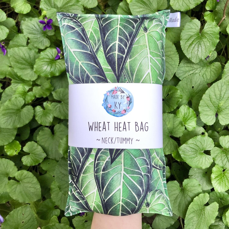 Plant Lover - Wheat Heat Bag - Regular Size
