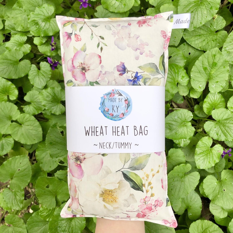 Spring Garden - Wheat Heat Bag - Regular Size