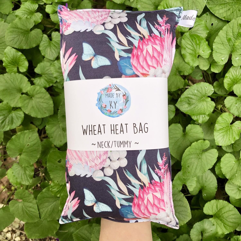 Protea Boquets - Wheat Heat Bag - Regular Size