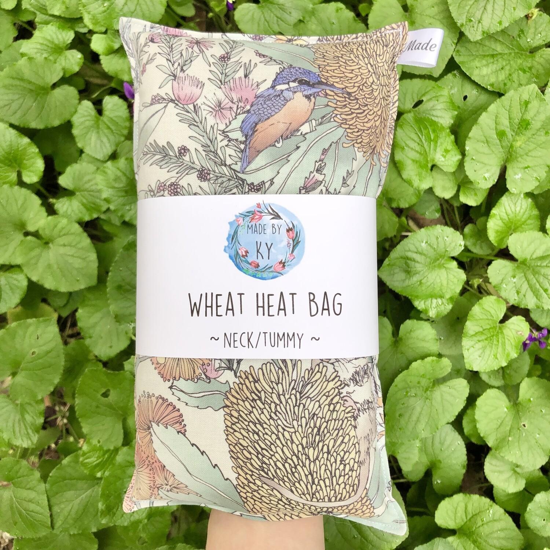 Bush Walk - Wheat Heat Bag - Regular Size