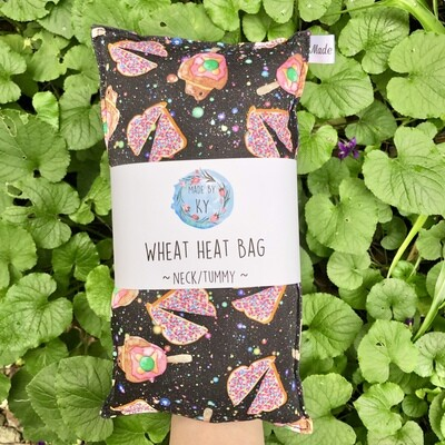 Aussie Bob's & Bread Galaxy - Wheat Heat Bag - Regular Size
