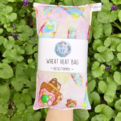 Aussie Ice creams - Wheat Heat Bag - Regular Size