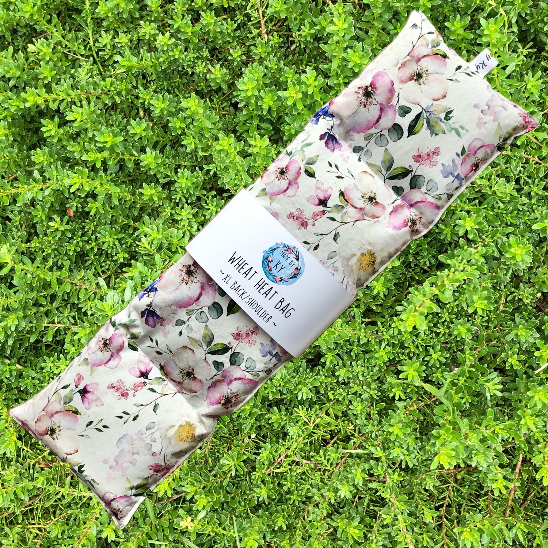 Spring Garden - Wheat Heat Bag - XL Size