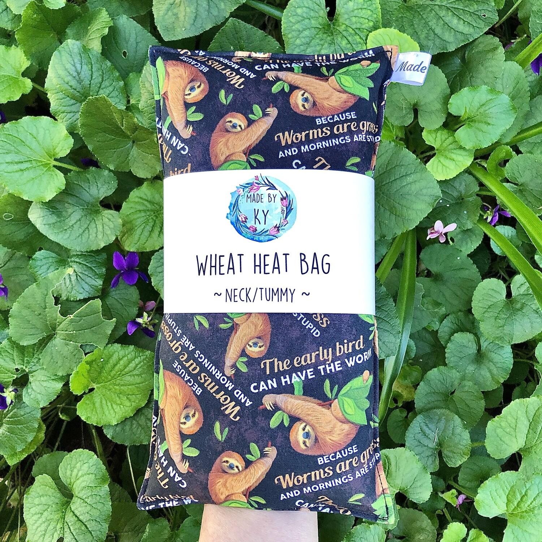 Early Bird - Wheat Heat Bag - Regular Size