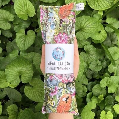 Botanical Garden - Wheat Heat Bag - Mini Size