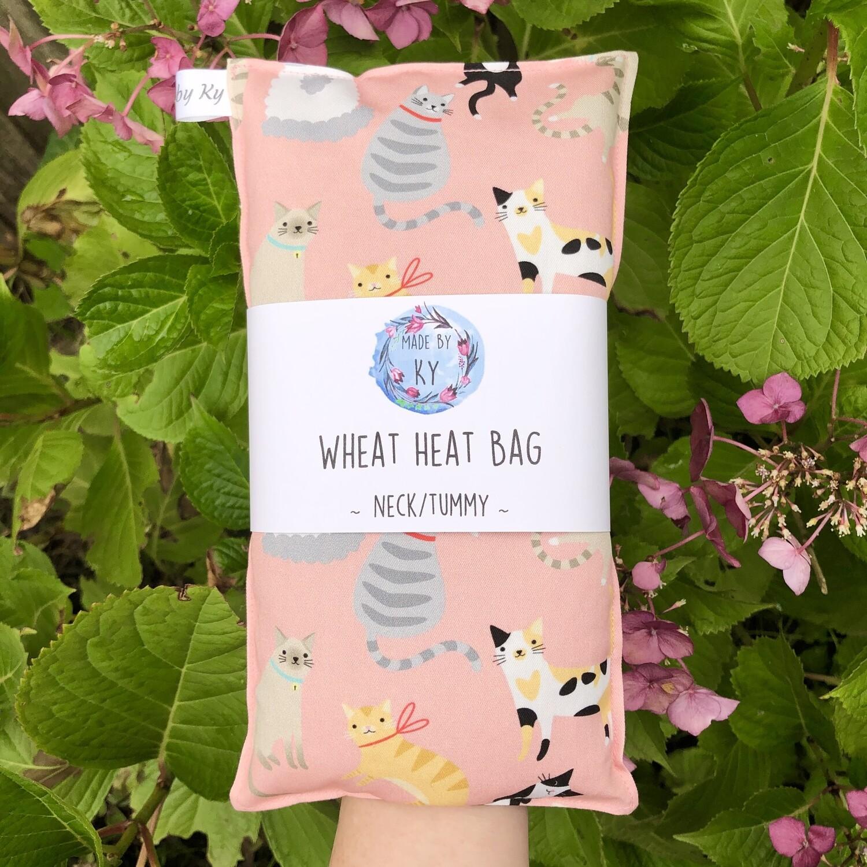 Kitties - Wheat Heat Bag - Regular Size