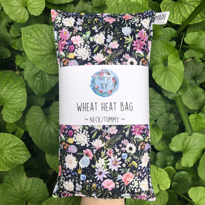 Wildflowers - Wheat Heat Bag - Regular Size
