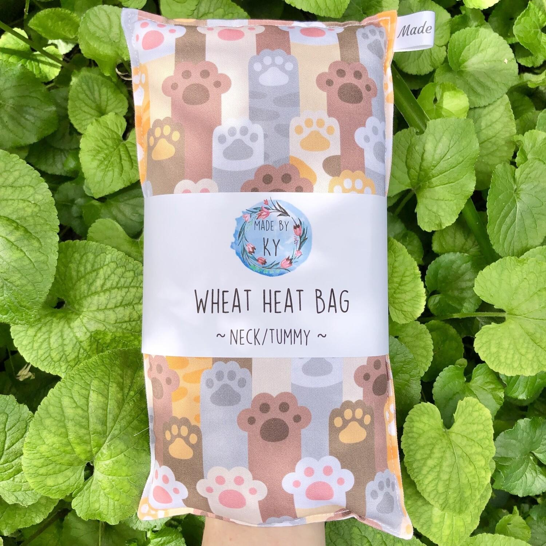 Toe Beans - Wheat Heat Bag - Regular Size