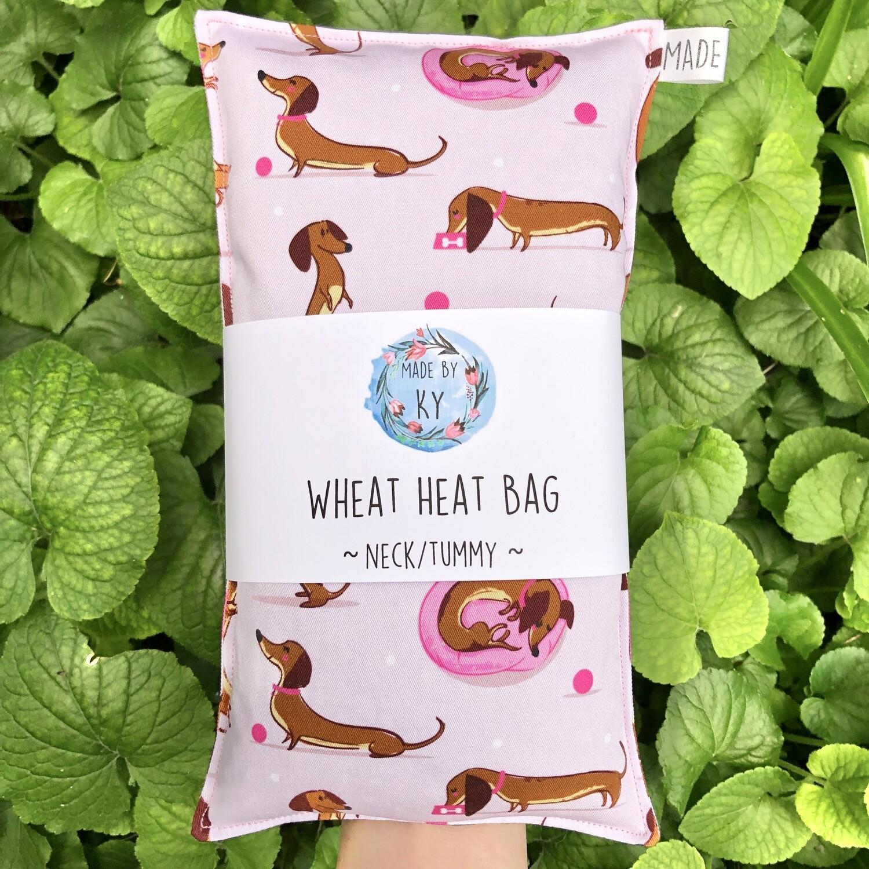 Sausage Dogs - Wheat Heat Bag - Regular Size