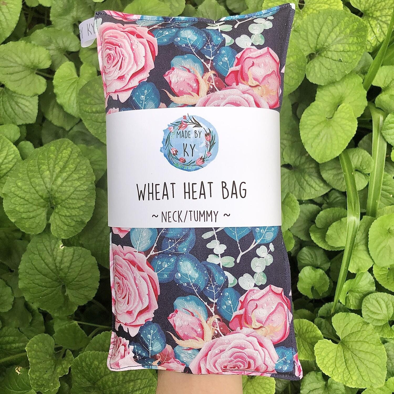 Rose Garden - Wheat Heat Bag - Regular Size