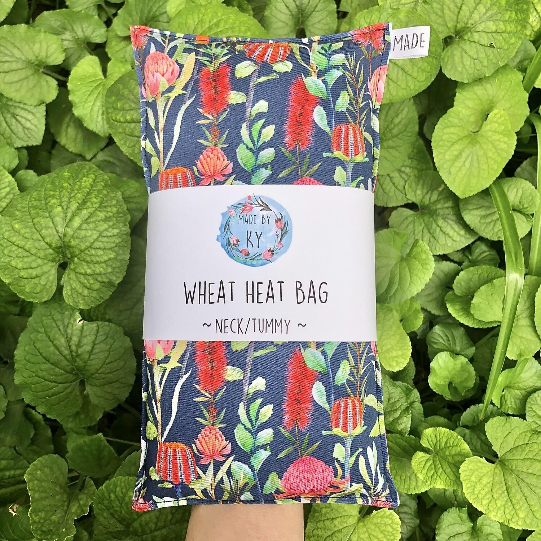 Native Garden - Wheat Heat Bag - Regular Size