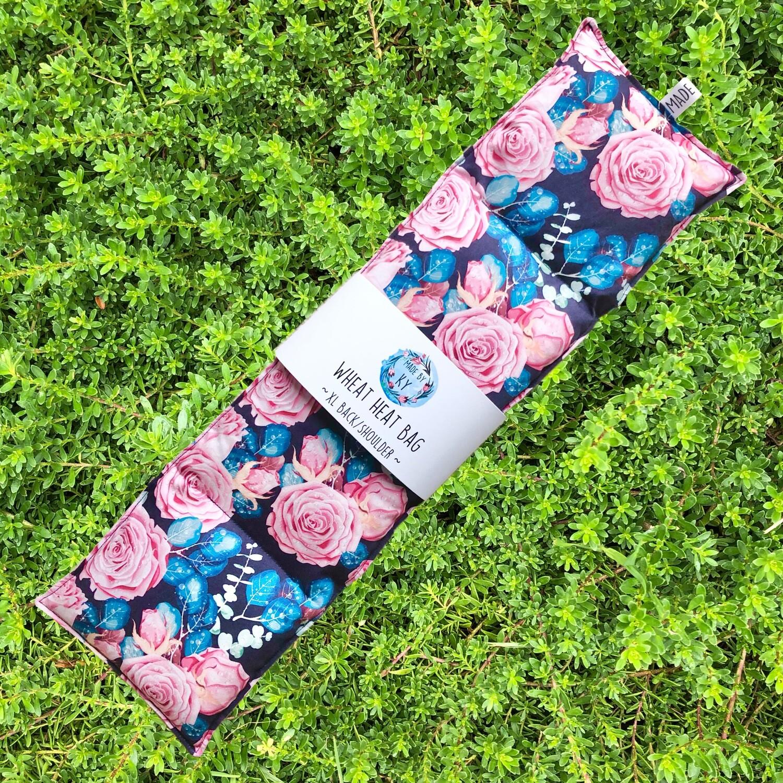 Rose Garden - Wheat Heat Bag - XL Size