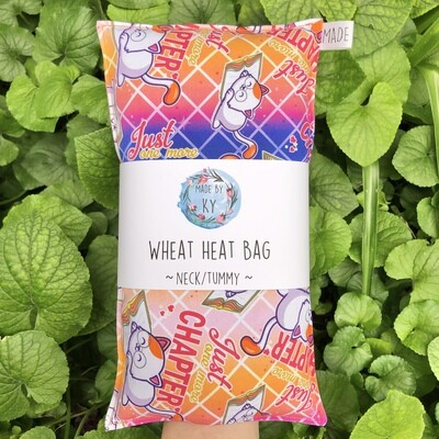 One More Chapter - Wheat Heat Bag - Regular Size