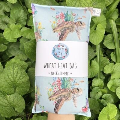 Majestic Turtles - Wheat Heat Bag - Regular Size