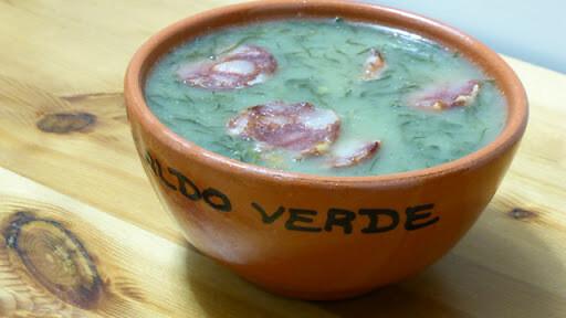 Soupe aux Choux Vert