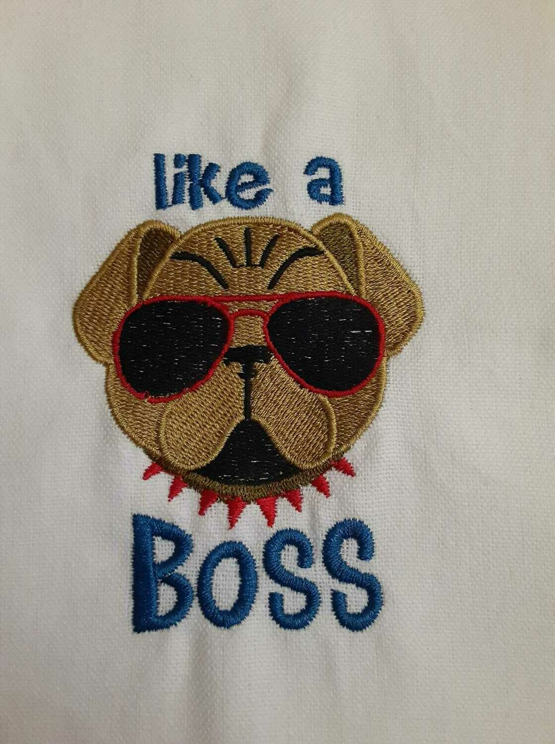 Dog Embroideries - click to see more
