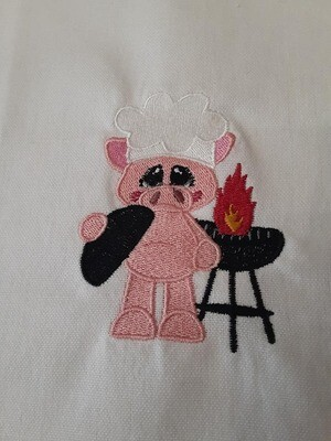 BBQ Embroideries - click to see more