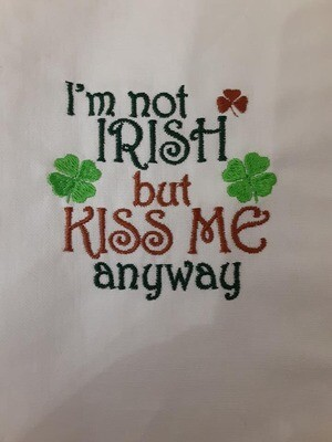 St. Patrick's Day Embroideries - click to see more