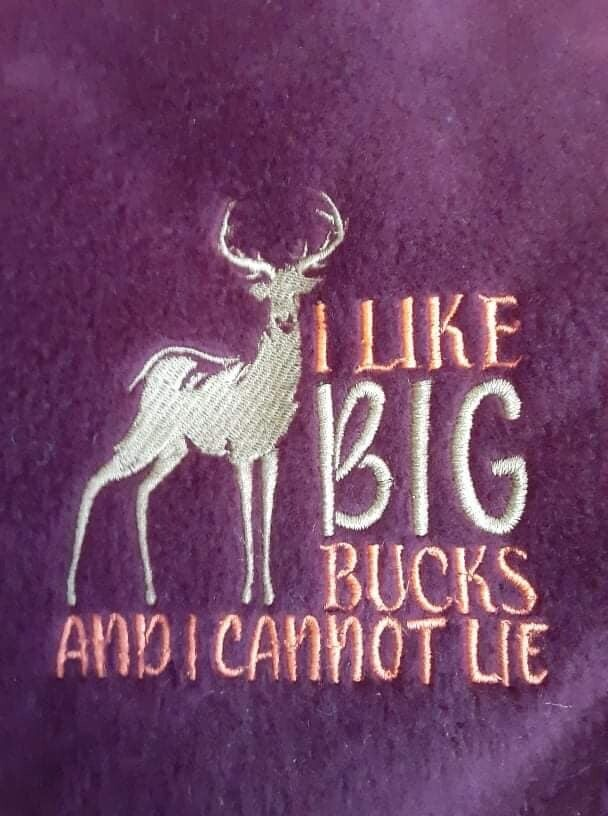 Hunting Embroideries - click to see more