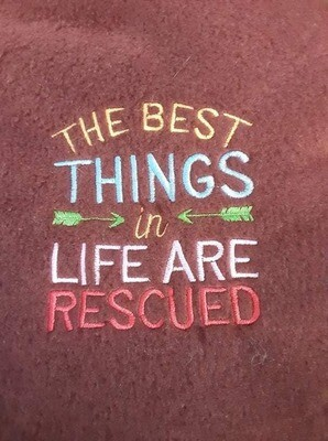 Animal Rescue Embroideries - click to see more