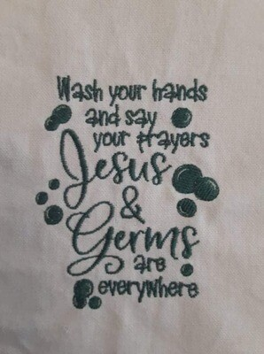 Faith Related Embroideries - click to see more