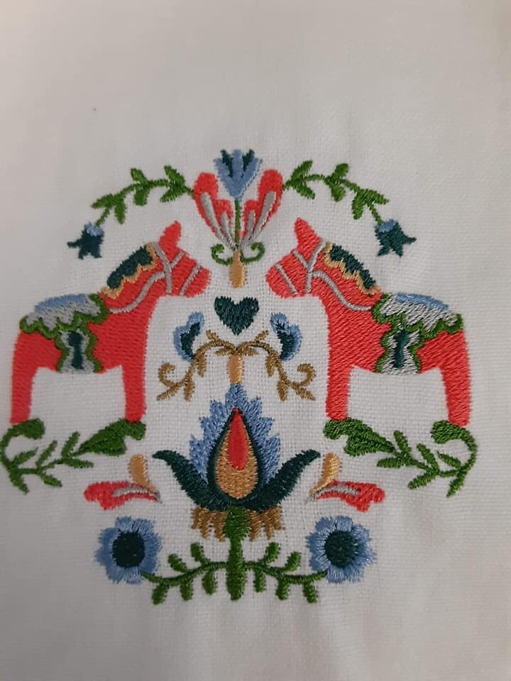 Horse Embroideries - click to see more