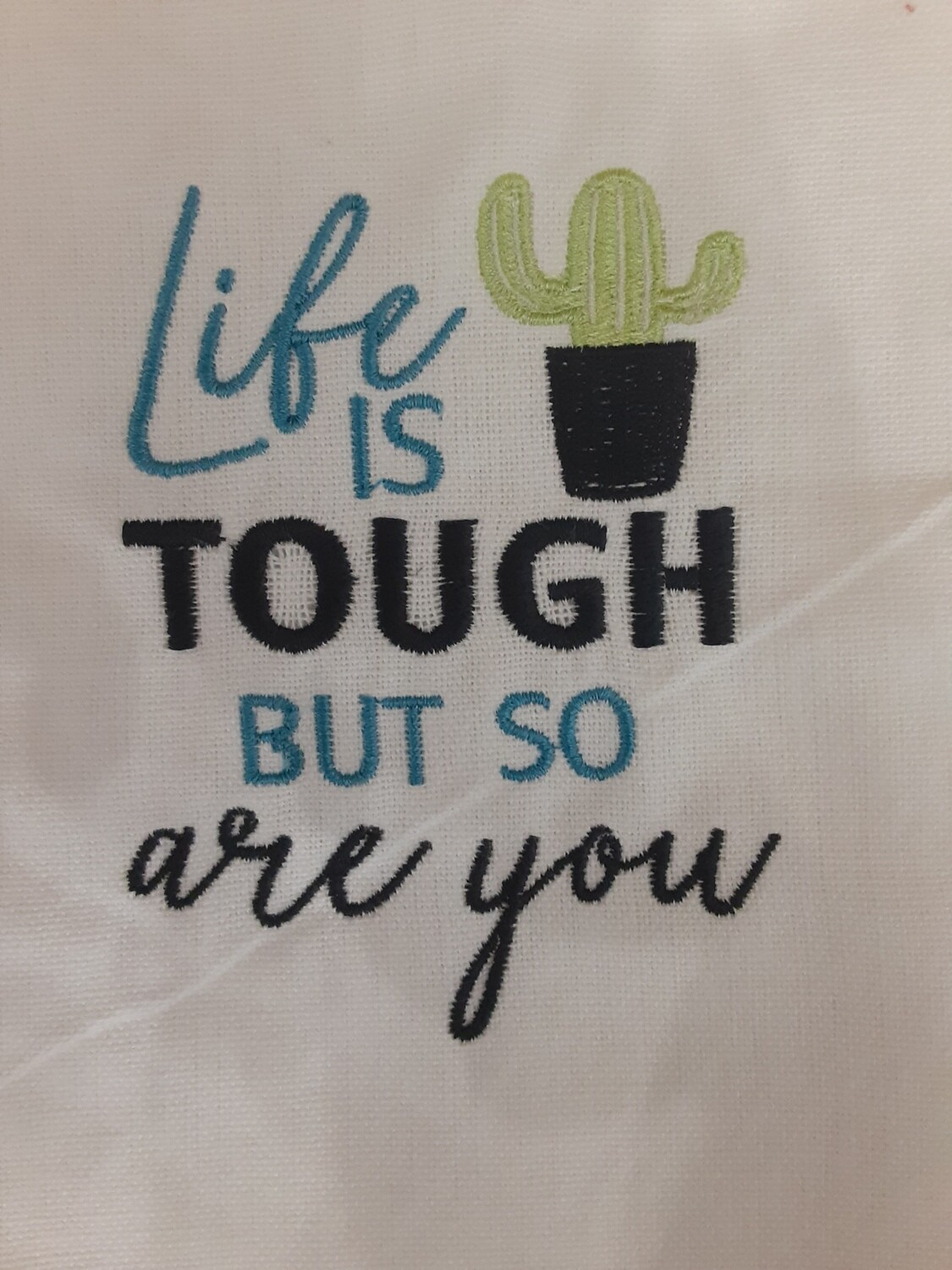 Inspirational / Good Thoughts Embroideries - click to see more