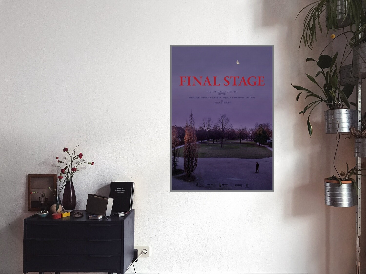 FINAL STAGE Poster