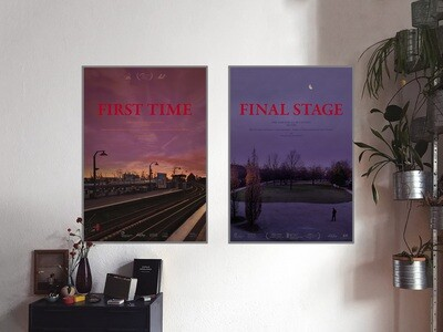 THE TIME FOR ALL BUT SUNSET Posters&Cards