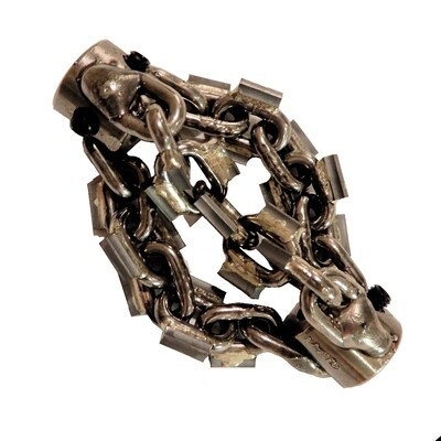 X-Tip Sewer Cleaning Chain (without Drill head)