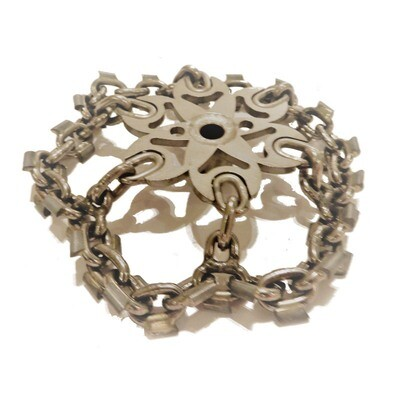 Circular Chain Knocker (with hard metal tips)