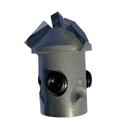 Drill Head (No Chains)