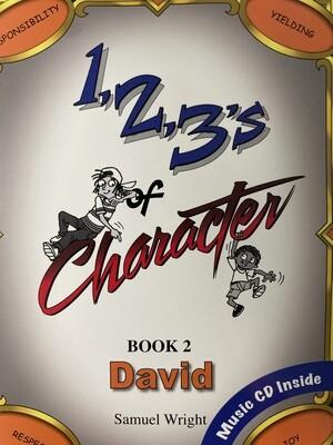 1, 2, 3's of Character — David