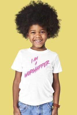 """""""I Am a Worshipper"""" T-Shirt"""