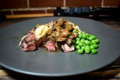 Steak & Potatoes