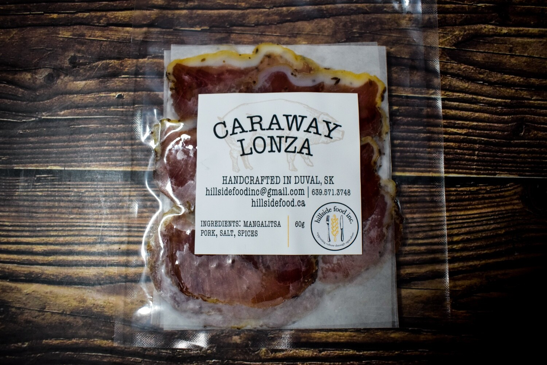 Caraway Lonza-Pre Sliced