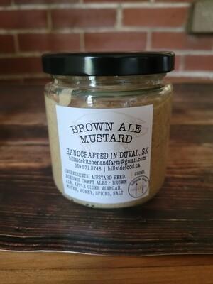 Brown Ale Mustard