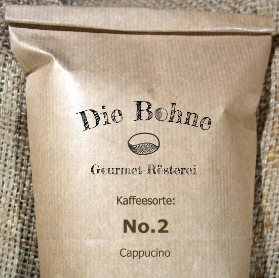 No.2 - Cappuccino Blend