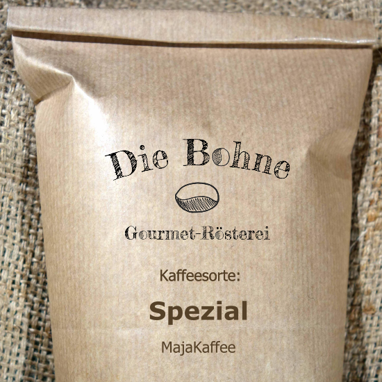 SPEZIAL - MajaKaffee, Single Origin, 100% Arabica