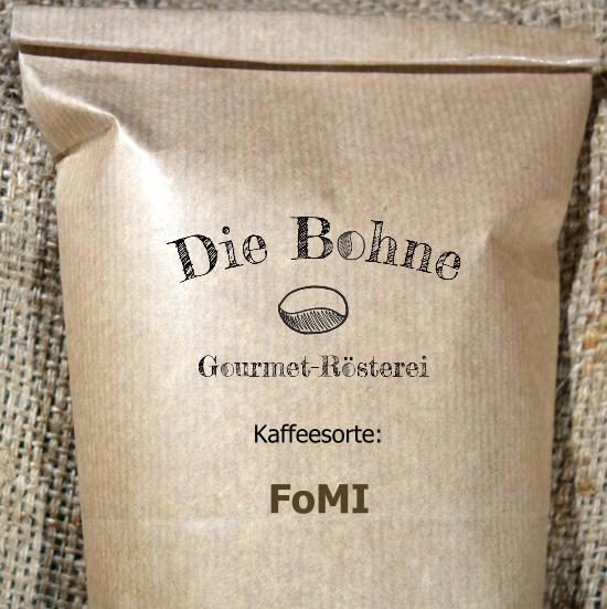 FoMI, Single Origin, 100% Arabica