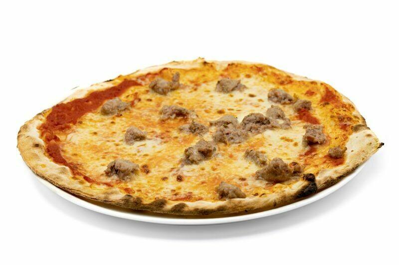 Pizza Salciccia