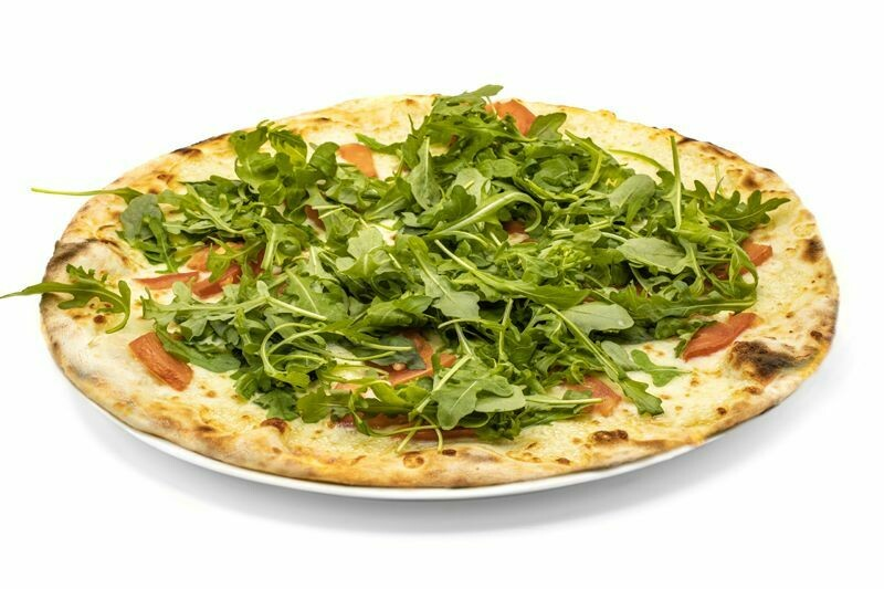 Pizza Melanzane Alla Parmigiana
