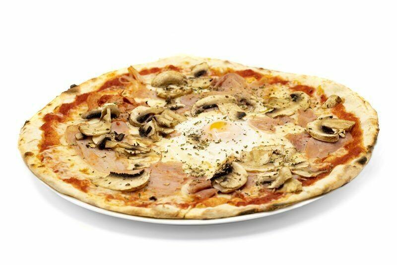 Pizza All'Uovo
