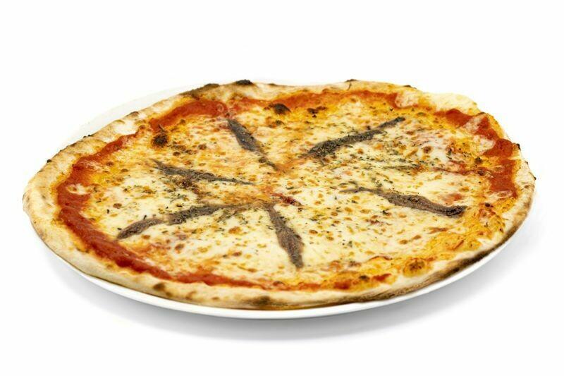 Pizza Napolitano