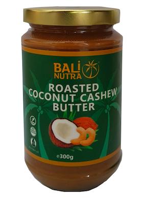 Coconut Cashew Butter 300g