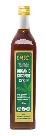 Organic Coconut Syrup 1Kg