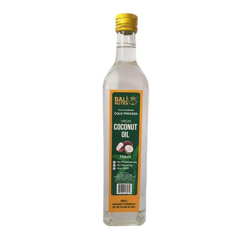 Organic Coconut Oil 750ml